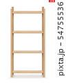 Wooden Rack storage stand 54755536