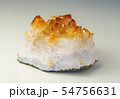 Cluster of several Citrine crystals 54756631