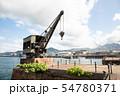 旧魚雷積載用クレーン -アレイからすこじま- 54780371