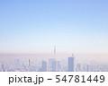 【東京】・大気汚染 54781449