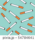 Cigarettes vector seamless pattern 54784641