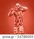 Fashion Charismatic DJ dance Music nightclub party 54786069