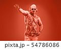 Fashion Charismatic DJ dance Music nightclub party 54786086