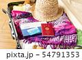 スーツケース 海外旅行保険付クレジットカード 夏 旅行 出張 パスポート 54791353