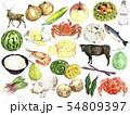 食べ物セット 54809397