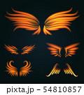 Bird fire wings fantasy feather burning fly mystic glow fiery burn hot art wings illustration on 54810857