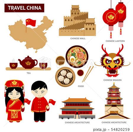 Travel to China. 54820259