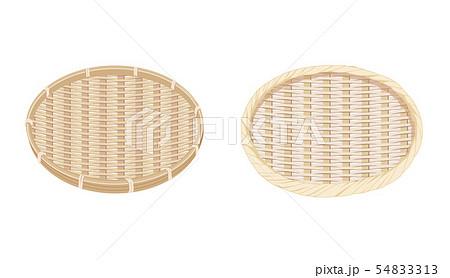 竹の盆ざる 54833313