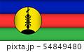 Flag of New Caledonia. 54849480