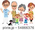 夏の大家族 54866376