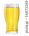 Glass of beer isolated. 54873269