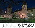 Tallinn view at night 54873698