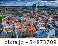Old Tallinn view 54873709
