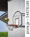 【バスケット ゴール】 54878186