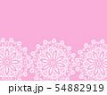 レース編み 手芸 レーブルクロス 敷物 編み物 模様 紋様 柄 54882919