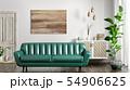 Interior of modern living room 3d rendering 54906625