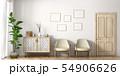 Interior of modern living room 3d rendering 54906626