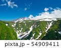 鳥海山と奈曾渓谷 54909411