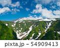 鳥海山と奈曾渓谷 54909413