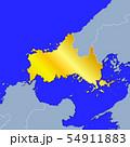 山口県地図 54911883