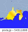 静岡県地図 54911888