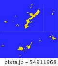 沖縄県地図 54911968