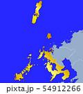 長崎県地図 54912266