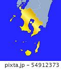 鹿児島県地図 54912373