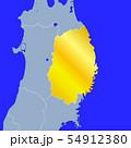 岐阜県地図 54912380