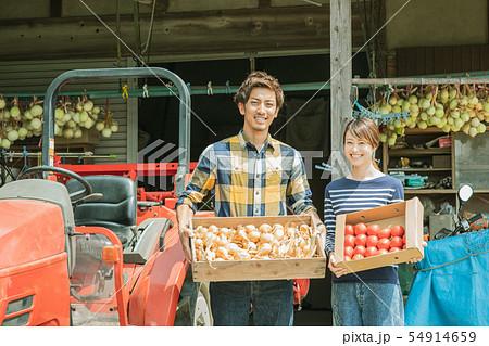 農家 就農 Iターン 54914659