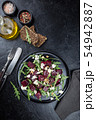 beetroot salad with blue cheese 54942887
