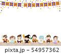 ハロウィン仮装パレード02 54957362