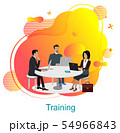 Training of Business Team, Office Workers by Table 54966843