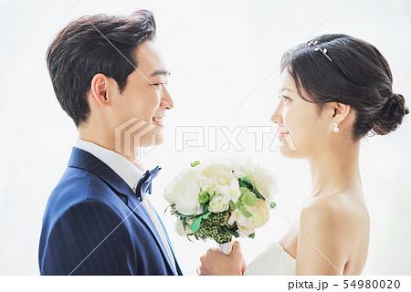 ブライダル 結婚 54980020