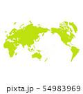 ビジネスイメージ 世界地図 日本地図 日本経済 成長 貿易 世界販売 54983969