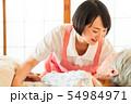 介護 シニア 女性 ヘルパー 介護士 54984971