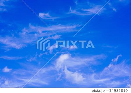 空 青空 雲 54985810