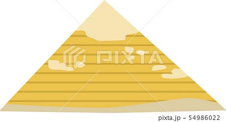 ピラミッド 54986022
