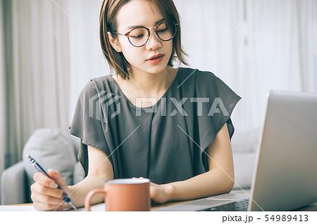 オンライン学習 54989413