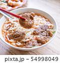 牛肉 牛肉麵 台灣 食物 拉麵 番茄 辣 肉 taiwan beef noodle ぎゅうにくめん 54998049