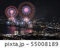 【滋賀県大津市】びわ湖大花火大会 55008189