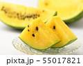 黄色いスイカ 55017821