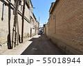 旧市街地の路地(ウズベキスタン, ブハラ) 55018944
