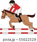 馬術・乗馬選手(男性) 55022529