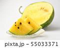 黄色いスイカ 55033371