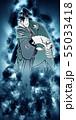 浮世絵 歌舞伎役者 女性 その7 煙バージョン 55033418