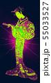 浮世絵 女性 その21 サイバーバージョン 55033527