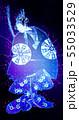 浮世絵 歌舞伎役者 その33 サイバーバージョン 55033529