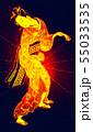 浮世絵 女性 その19 サイバーバージョン 55033535