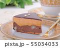 チョコレートケーキ ティータイム 55034033